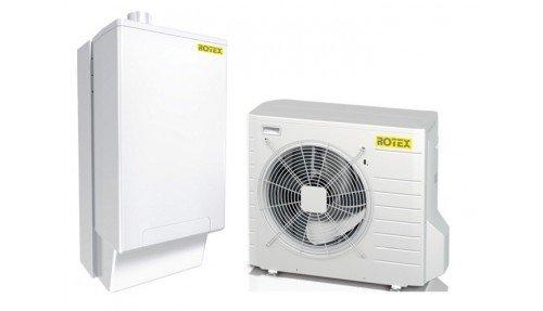 ROTEX KIT COMPLETO HYBRID U.E 8 kW H/C
