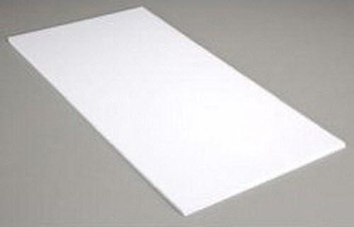 EverGrün Scale Models 9230 11x14x.030 Plain Styrene Plastic Sheet by EverGrün Scale Models