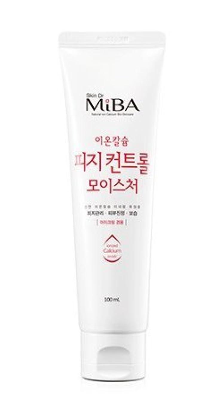 利益物質基本的なミネラルバイオ(MINERALBIO/Mineral Bio/MIBA) イオンカルシューム皮脂コントロールモイスチャー [並行輸入品]