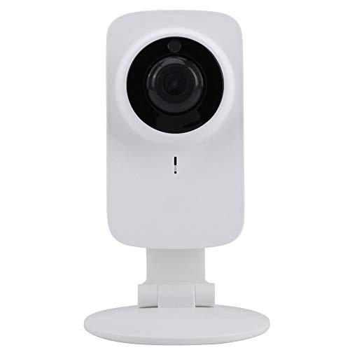 Cámara para Mascotas, Monitor de cámara para bebés con detección de Movimiento de Audio de 2 vías y Noche por Infrarrojos, Mascota de Edad Avanzada(European regulations)