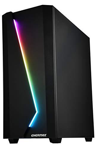 Boîtier PC Gaming RGB Enermax MAKASHI MK50 noir