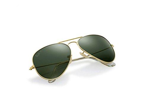 Ray-Ban Gafas de sol 3025k Aviator Solid Gold