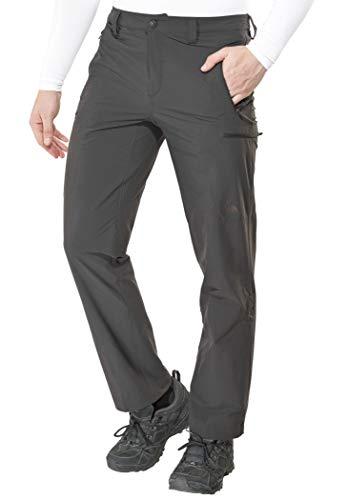 The North Face M Exploration, de Pantalons Habillés Homme, Gris (Asphalt Grey), W31/L34 (Taille Fabricant: REG30)