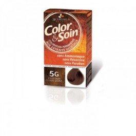 Color&soin coloration permanente 5G châtain clair doré