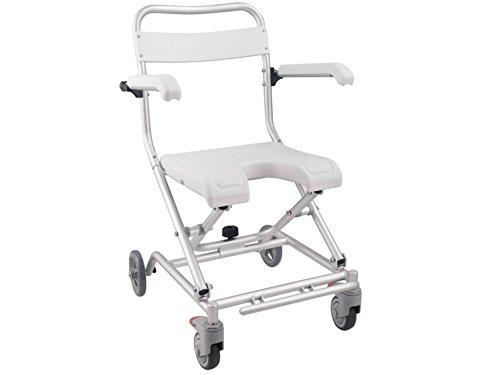 Gima 42915ergonómico de ducha con ruedas