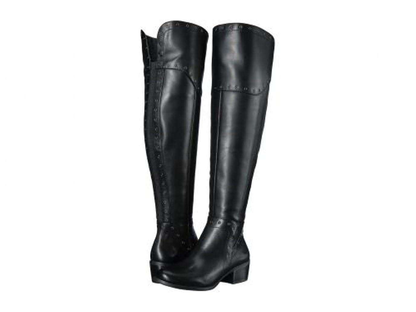 方法論収まるクロニクルVince Camuto(ヴィンスカムート) レディース 女性用 シューズ 靴 ブーツ ロングブーツ Bestan - Wide Calf - Black [並行輸入品]