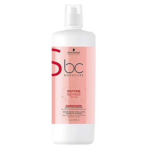 BC Bonacure REPAIR RESCUE Deep Nourishing Shampoo, 33.81-Ounce