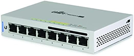 Ubiquiti UniFi Switch 8 60W (US-8-60W)