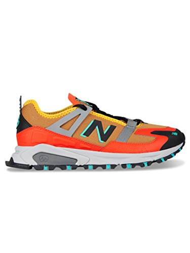 New Balance XRCT - Orange/Black 10½