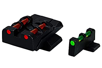 HIVIZ Sight Systems SWMPE21 Interchangeable Front & Rear Sight Set Smith & Wesson M&P
