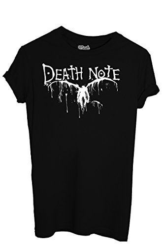 MUSH T-Shirt Death Note-Cartoon by Dress Your Style - Donna-S
