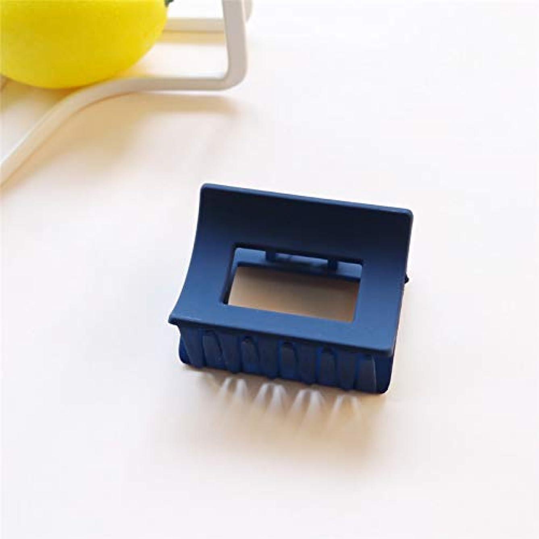 自宅でペナルティ通行料金HuaQingPiJu-JP 1Pc DIYマジックヘア女性ガールヘアピンヘアクリップパーティーヘアスタイルツールアクセサリー(ブルー)