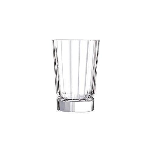 Cristal d'Arques L8163 Set de 6 Gobelets, Cristallin, Transparent, Taille Unique