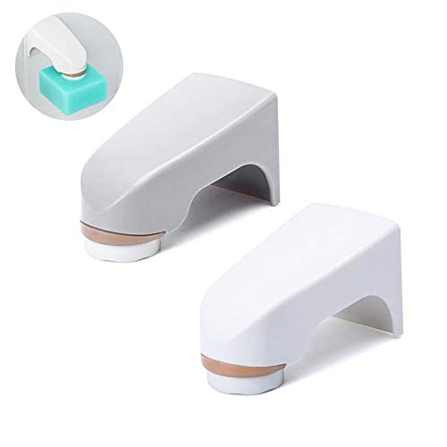 Magnet-Seifenhalter ABS Seifen Magnet Halter Befestigungsmat Bad Magnethalter