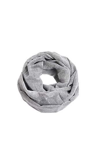 ESPRIT Accessoires Damen 040EA1Q305 Mode-Schal, 001/BLACK, Einheitsgröße