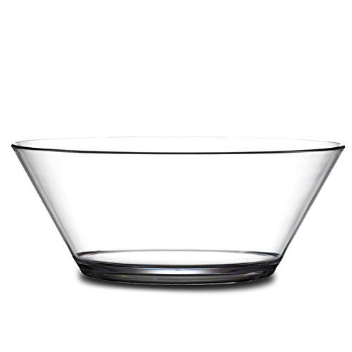 BB Plastics - Cuenco para servir (plástico de policarbonato, 1750 ml)