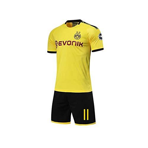 PUMA BVB Borussia Dortmund Uomo Authentic Home Maglia Maglia Di ...