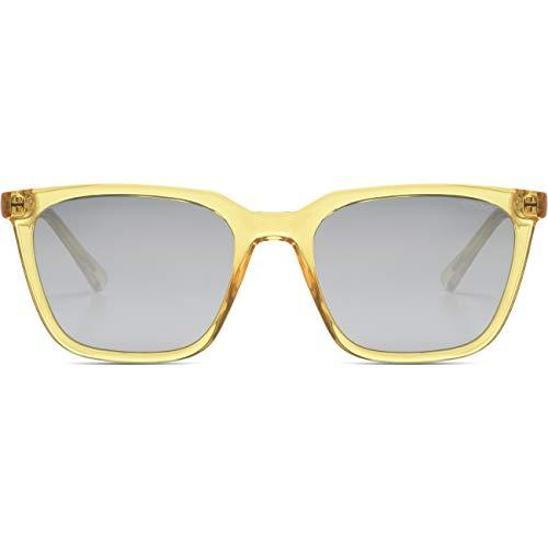 KOMONO Sonnenbrille Jay, Größe:OneSize, Farben:Yellow