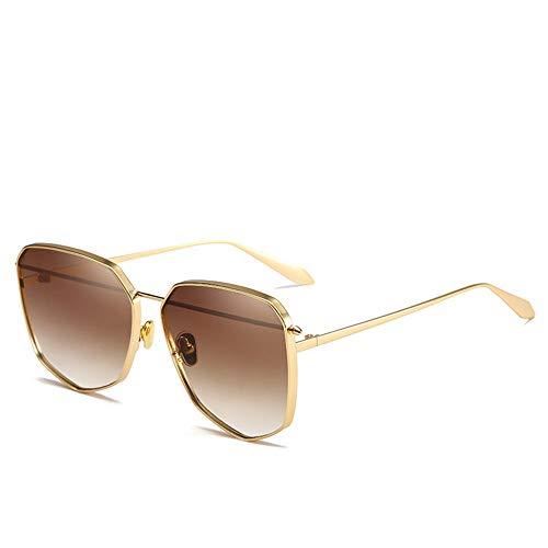 Gafas de sol deportivas Marco Mental redondo Polarizado Elegante Gafas de Sol...