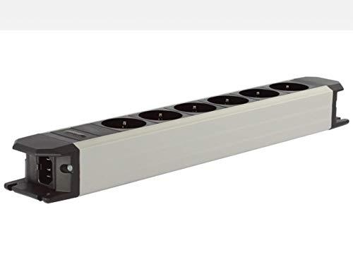Goldkabel POWERLINE Flex ohne Schalter 6-fach