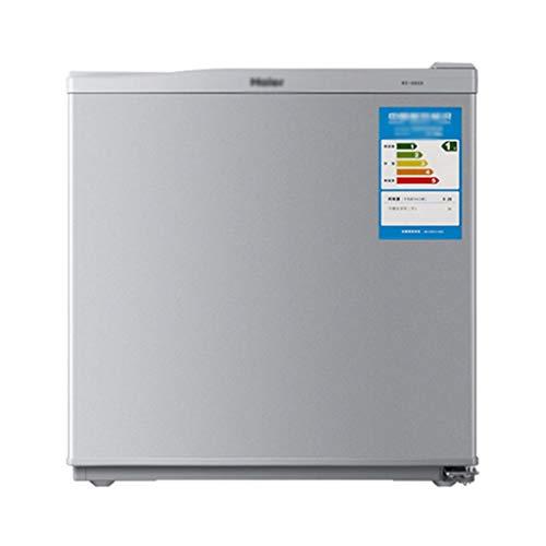 Mini réfrigérateurs Réfrigérateurs Silencieux De Voiture Petit Réfrigérateur pour Le Bureau Peut Être Réfrigéré Silencieux D'économie D'énergie (Color : Silver, Size : 50 * 46 * 54cm)