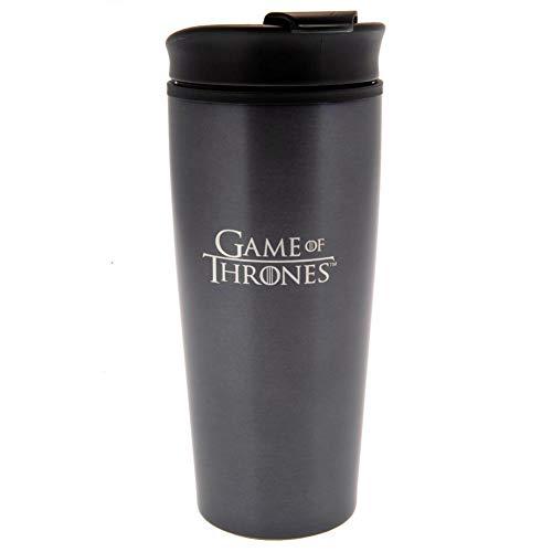 Game Of Thrones Juego de Tronos - Termo/Taza de viaje de metal