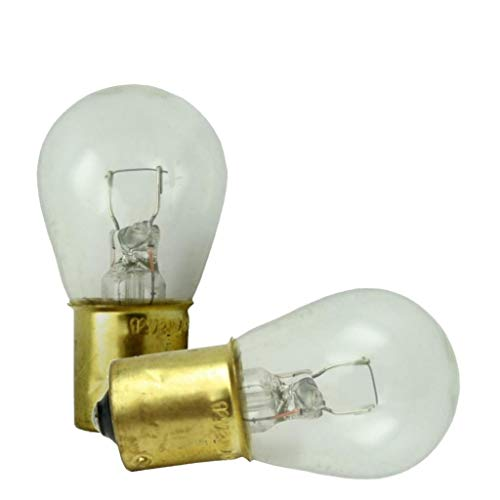 Westinghouse Specialty Bulb 12 W Voltage: 12 Base Type: Single Contact Bayonet (B15) Clear