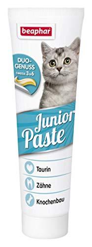 beaphar Junior Paste für Katzen, 100 g