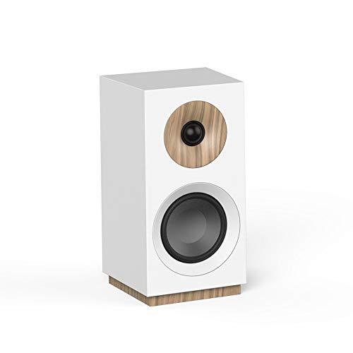 Jamo S 801 120W Weiß - Lautsprecher (Verkabelt, 120 W, 76-26000 Hz, 8 Ohm, Weiß)