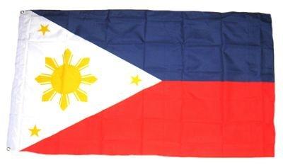 Flagge Fahne Philippinen 90 x 150 cm FLAGGENMAE®