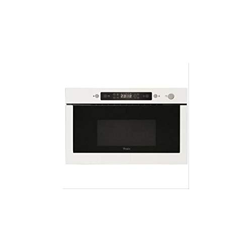Micro ondes Grill Encastrable Whirlpool AMW439WH - Micro-Ondes + Grill Intégrable Blanc - 22 litres - 750 W