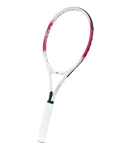 CALFLEX(カルフレックス)CALFLEXカルフレックス硬式一般用テニスラケット専用ケース付ホワイト×ピンクCX-01-.