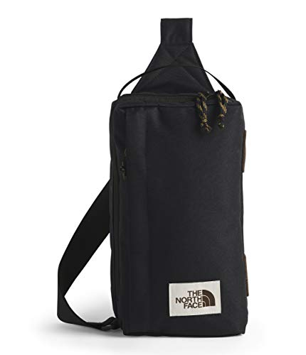 The North Face Field Bag Tnf Black Heather 1 One Size