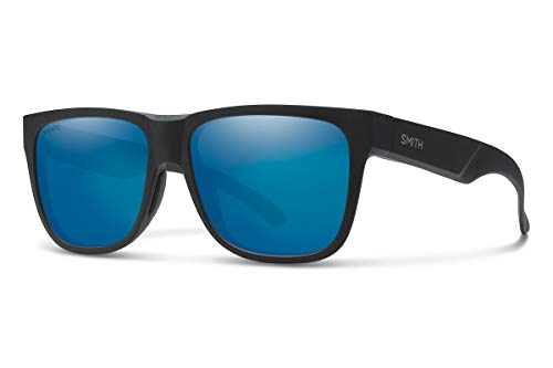 Smith Optics Lowdown 2 Gafas de sol, Multicolor (Mtt Black), 55 Unisex Adulto