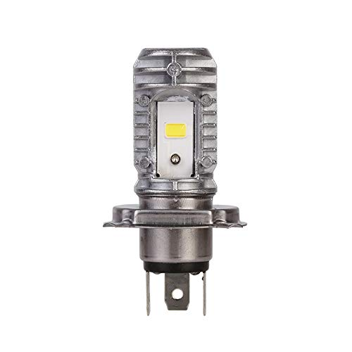 C-Funn 12 V 9 – 85 V 9 W H4 LED koplamp lamp 1080 lm Hi/Low Lamp Scooter Drl Light