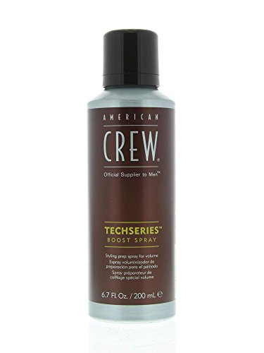 American crew Techseries Boost Spray Dry shampoo 200ml - champú seco