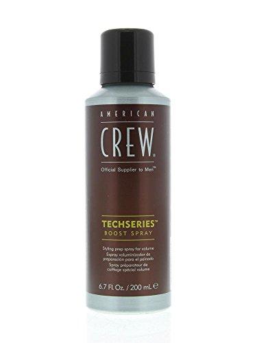 American crew Techseries Boost Spray Dry shampoo 200ml - champú seco