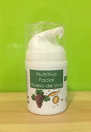Notaliv Cosmética Natural Crema facial nutritiva hueso de uva - 50 ml