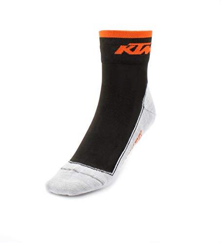 KTM Socken Factory Line schwarz-orange 40-43