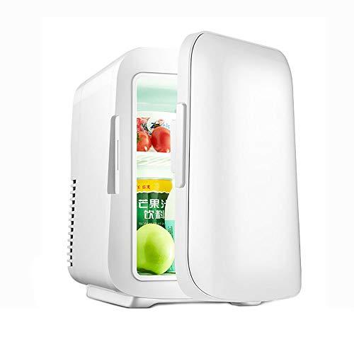 Nuevo Y Elegante Refrigerador para AutomóVil En El AutomóVil Refrigerador para AutomóVil 12v Enfriador Universal para AutomóVil Congelador para ConduccióN, Viajes, Pesca, Exteriores Y Hogar