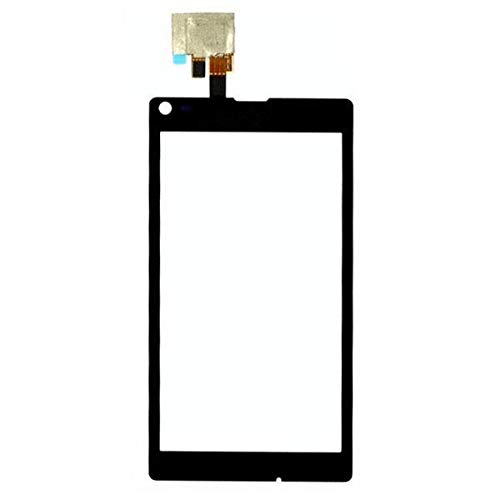 YSH Enterprises Touch Screen Digitizer for Sony Xperia L S36h C2104 C2105 Black