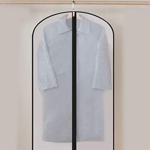 QFFL Sac de compression sous vide Housse anti-poussière, type de sac à poussière à suspendre, sac à poussière à suspendre épais (sac de 10) Sac de protection (Couleur : A, taille : 60 * 120cm)