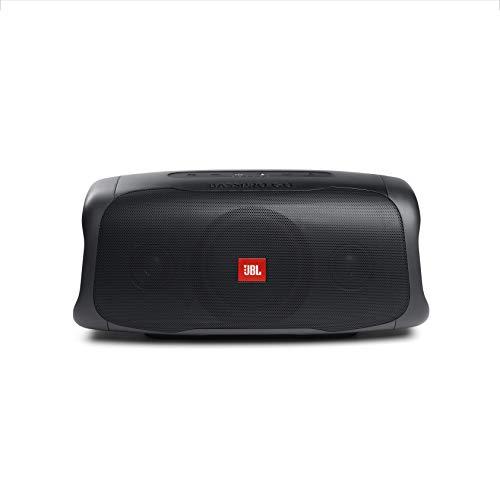 JBL BassPro Go - in-Vehicle Powered subwoofer & Full-Range Portable Bluetooth Speaker