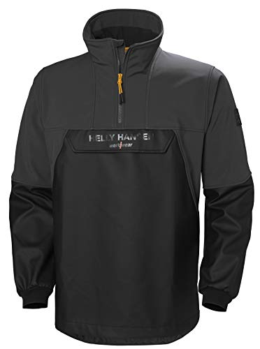 Helly Hansen Workwear unisex adulto, Unisex - Adulto, Workwear, 74230, Nero, L - Chest 42.5' (108cm)