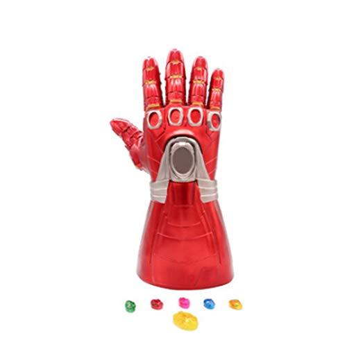 ZHAOHUIYING Avengers Iron Man 1: 1 Handschoen Model Decoratie 14 * 30/16 * 36 Cm