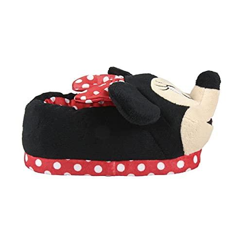 Minnie Mouse S0719165, Zapatillas, Rojo, 37 EU