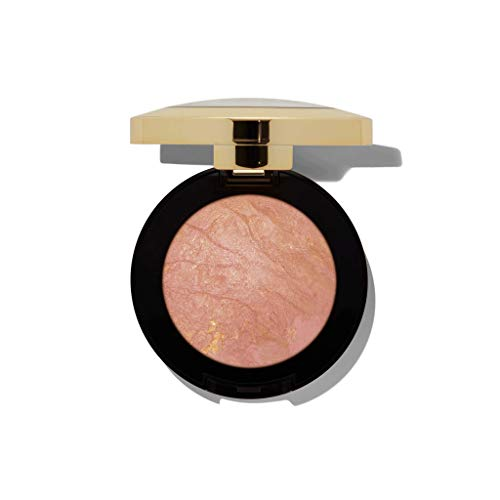 Milani Baked Blush - Berry Amore (0.12 Ounce) Cruelty-Free Powder Blush - Shape, Contour & Highlight Face for a Shimmery…