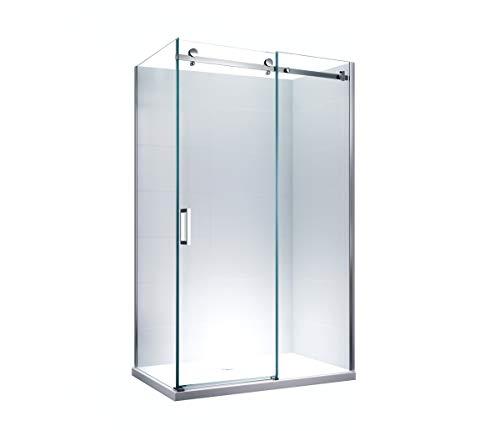 Glass ConCept 24 - Eck-Duschkabine 100x90cm