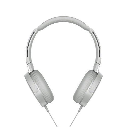 Sony MDR-XB550AP (Silver)