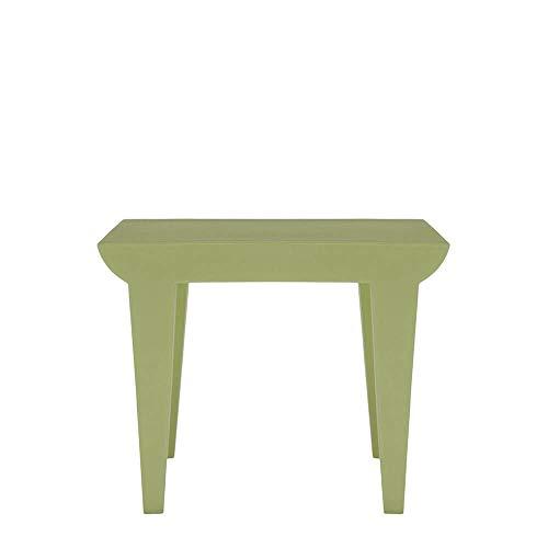 Kartell Bubble Club tavolo verde